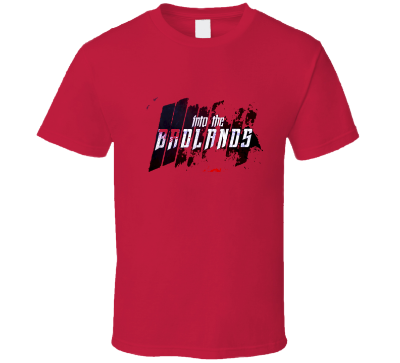 Into The Badlands T Shirt