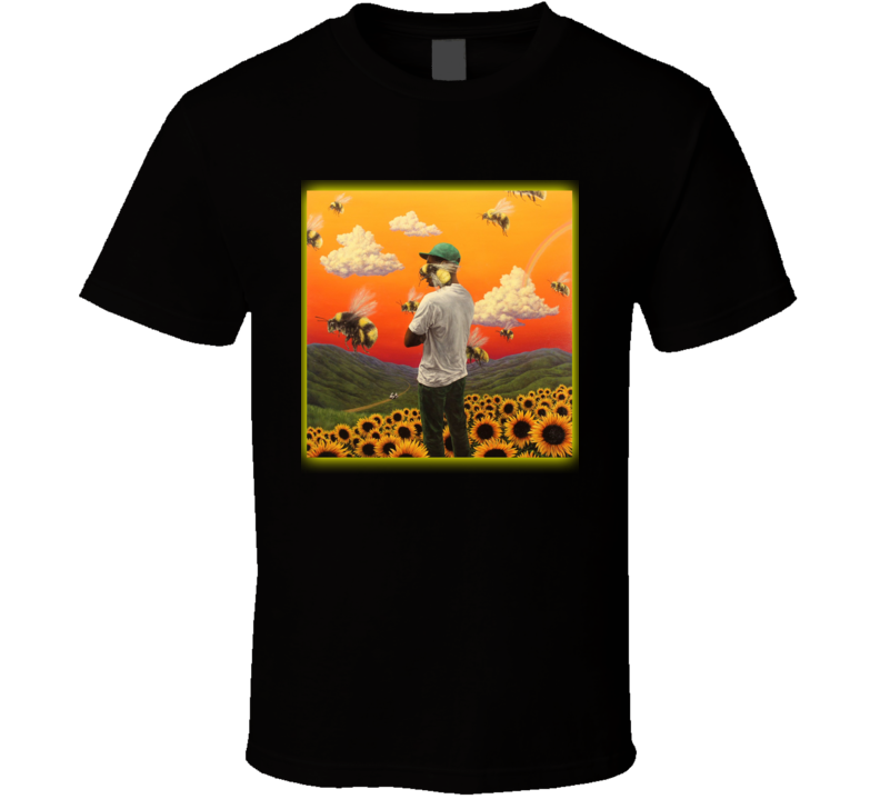 Tyler The Creator Flower Boy 2017 T-shirt