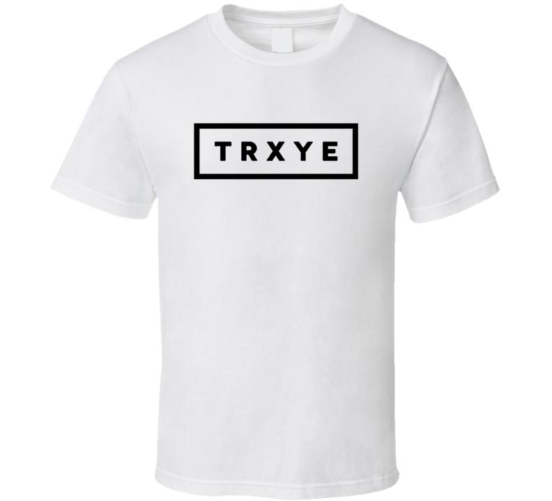 Trxye T Shirt Troye Sivan Video Music Swag Youtube Star T-shirt