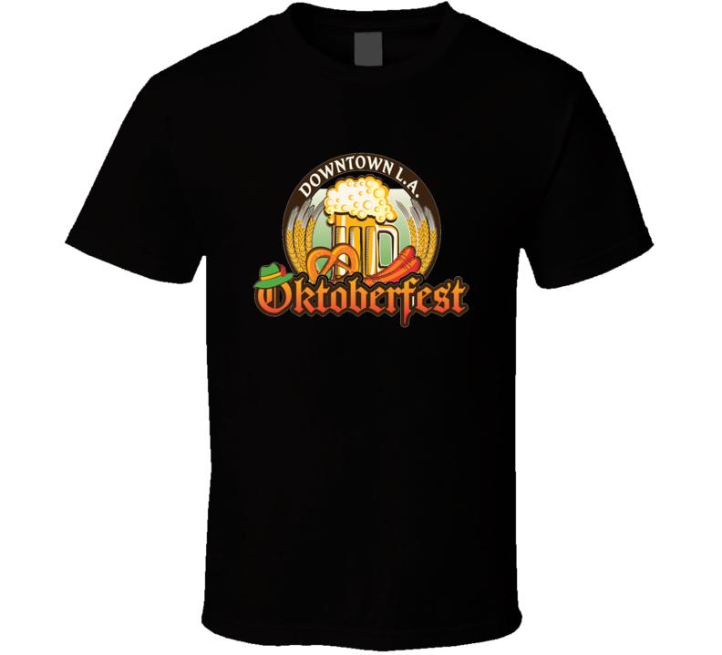 Oktoberfest Beer Lovers T-shirt