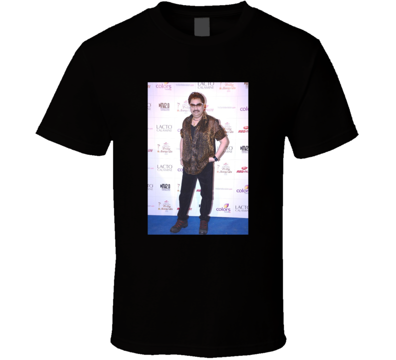 Kumar Sanu Singer Bollywood T-shirt