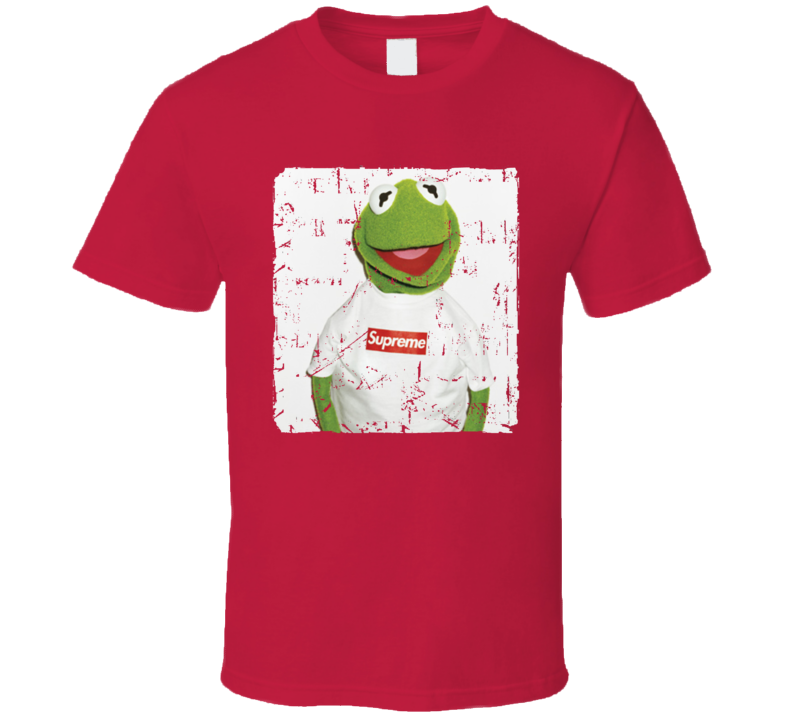 Kermit The Frog None Of My Business Parody T-shirt