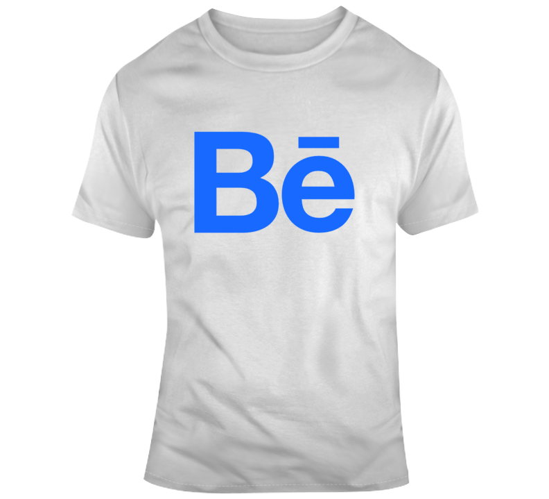 Cool Behance Logo T-shirt