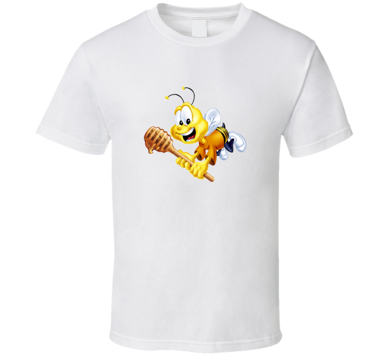 Honey Nut Cheerios Mascot Buzz T Shirt