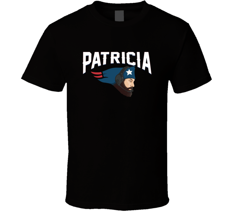 Matt Patricia New England Patriots World Champions Super Bowl 2017 T shirt