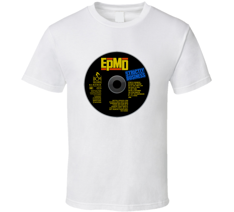 Epmd Strictly Business T Shirt