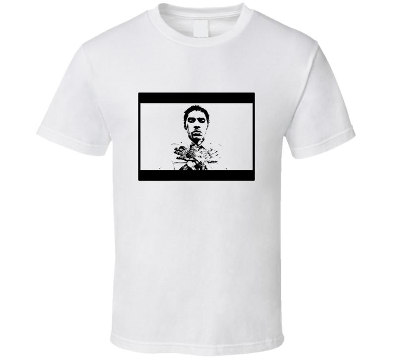 Vybz Kartel Sketch T Shirt