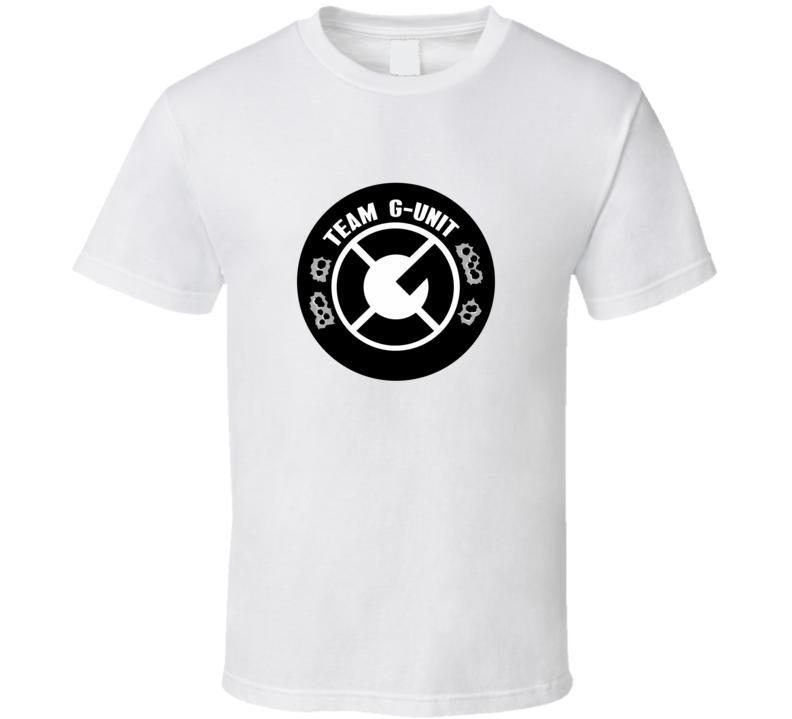 G-unit 50 Cent Gorilla Unit T Shirt