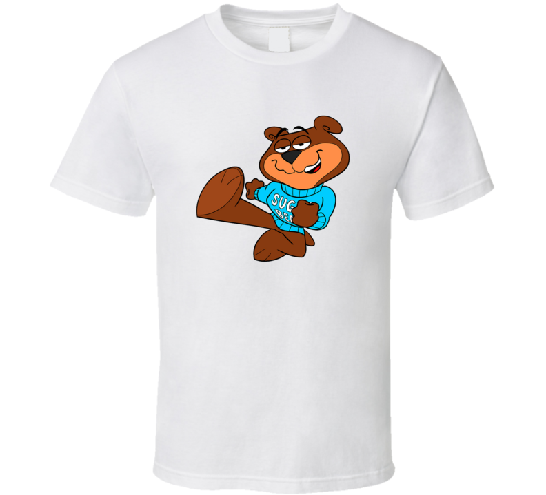 Sugar Crisp Sugar Bear Cereal T Shirt