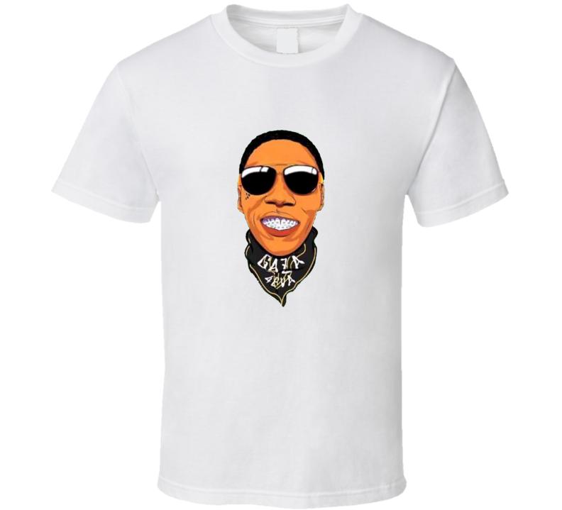 Vybz Kartel Worl Boss T Shirt