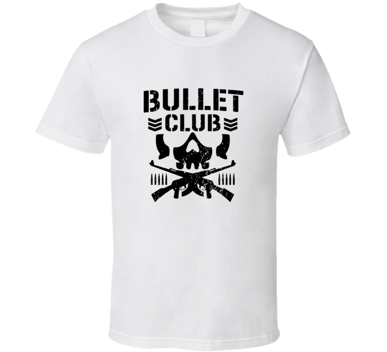Bullet Club Japan Wrestling T Shirt