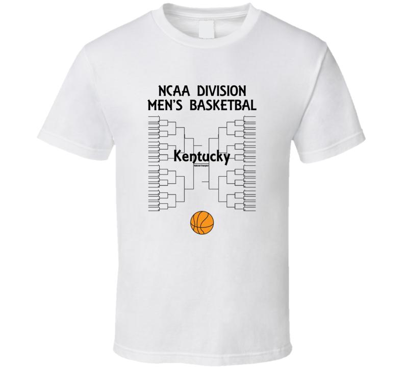 Kentucky NCAA March Madness Basketball T Shirt
