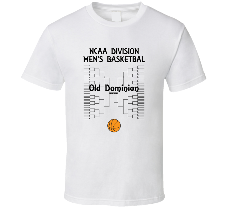 Old Dominion NCAA March Madness Basketball T Shirt