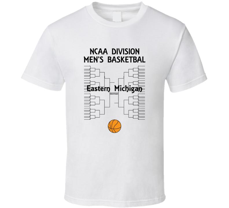 Eastern Michigan NCAA March Madness Basketball T Shirt