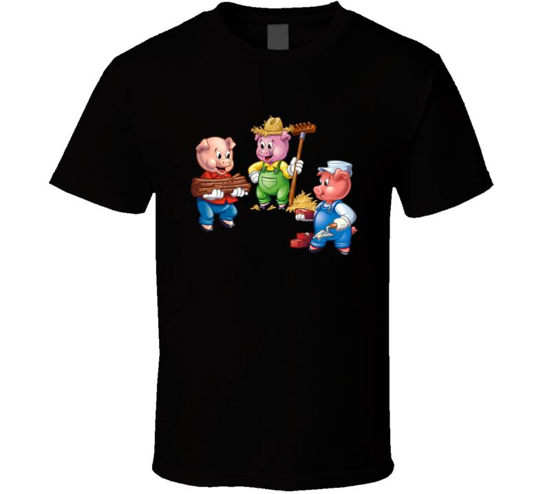 Three Blind Mice FairyTale T Shirt