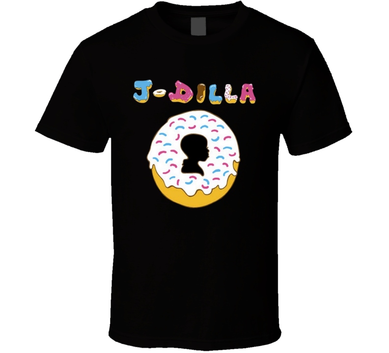 J Dilla Music Fan T Shirt