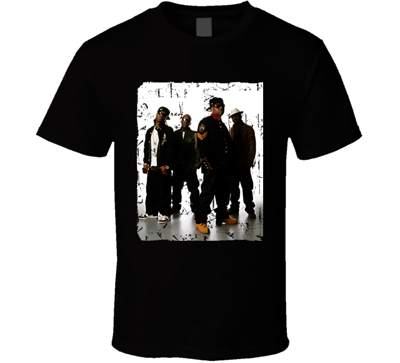 Jagged Edge Music Group R&b T-shirt