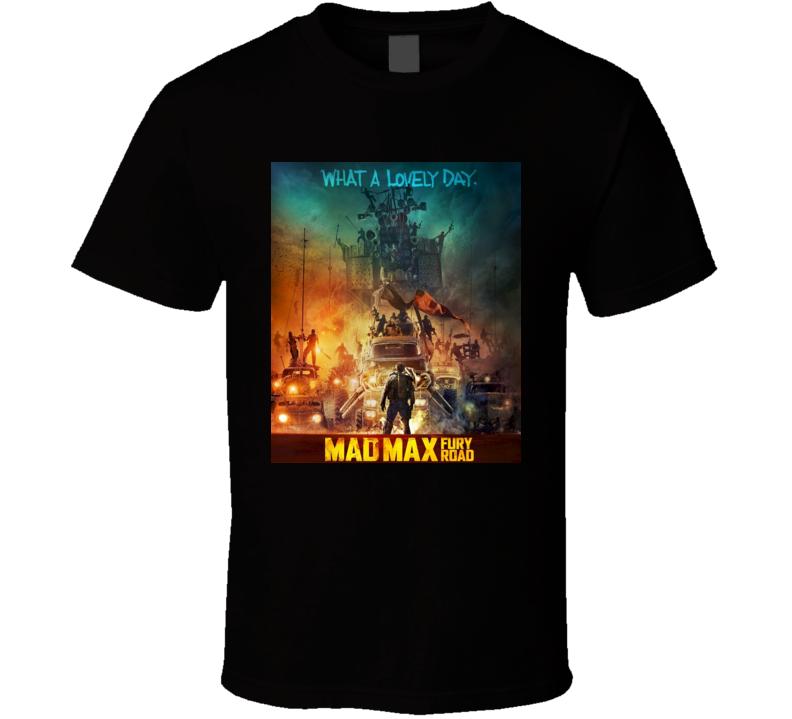 mad max fury road T Shirt g