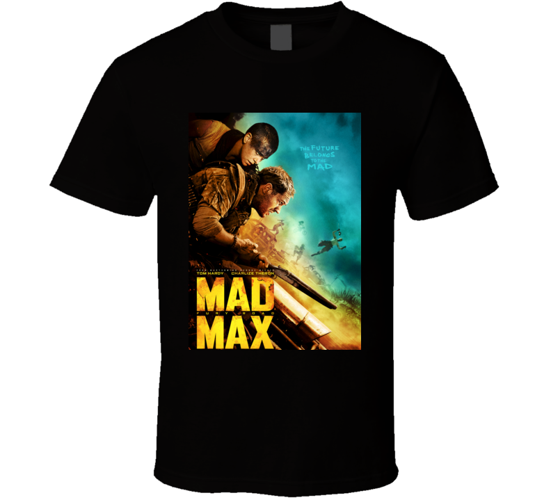 mad max fury road T Shirt h