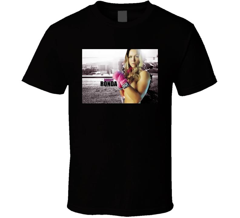 ronda rousey ufc T Shirt b