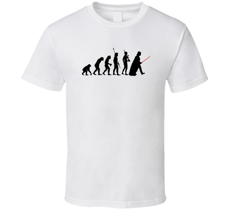 darth vader evolution T Shirt