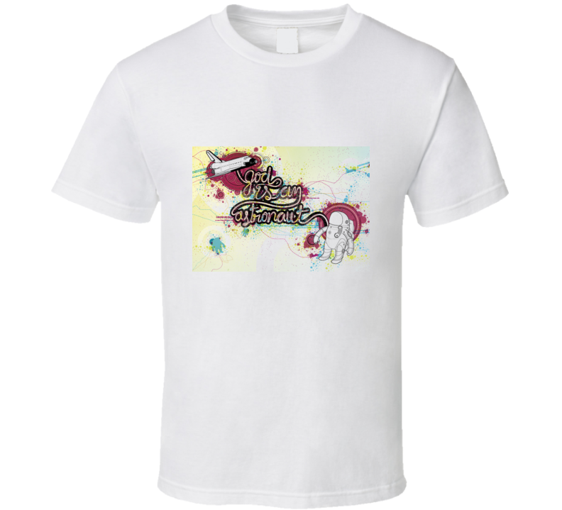 God Is An Astronaut Post Rock Instrumental Band T-shirt
