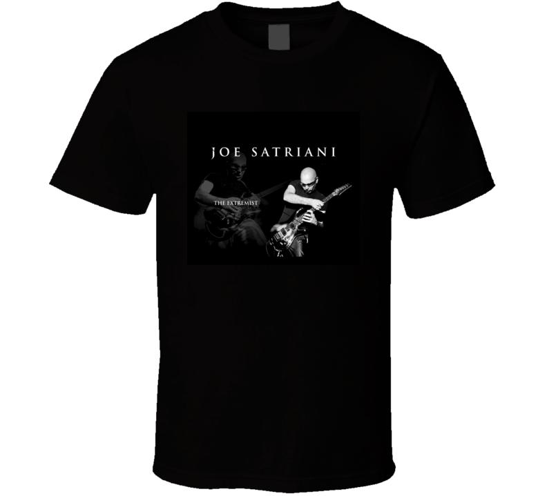 Joe Satriani Chickenfoot Band Concert Music T-Shirt