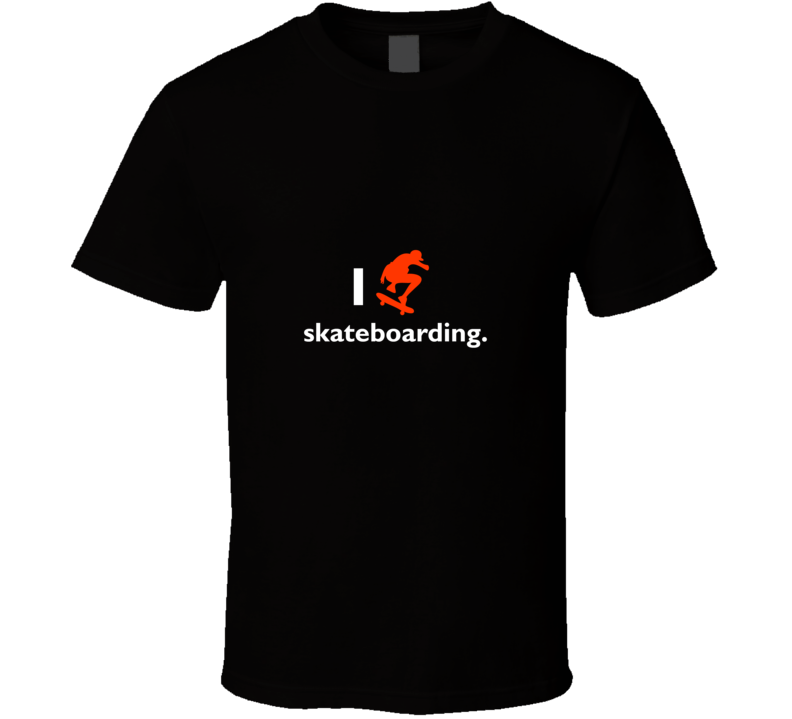 Skateboarding Lover T-shirt