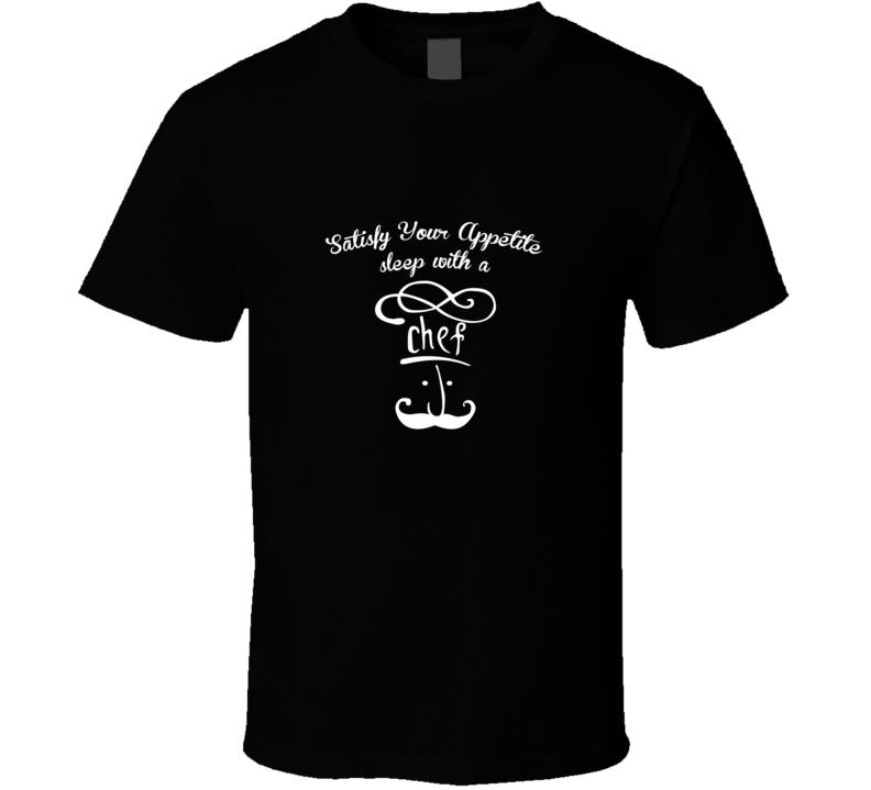Proud Chef T-shirt