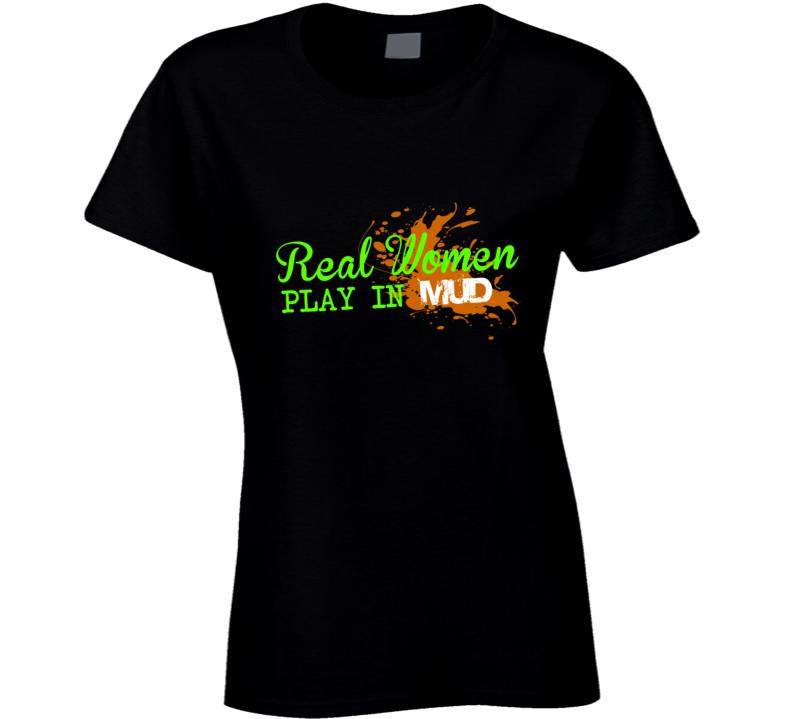Sports Mud Women T-shirt