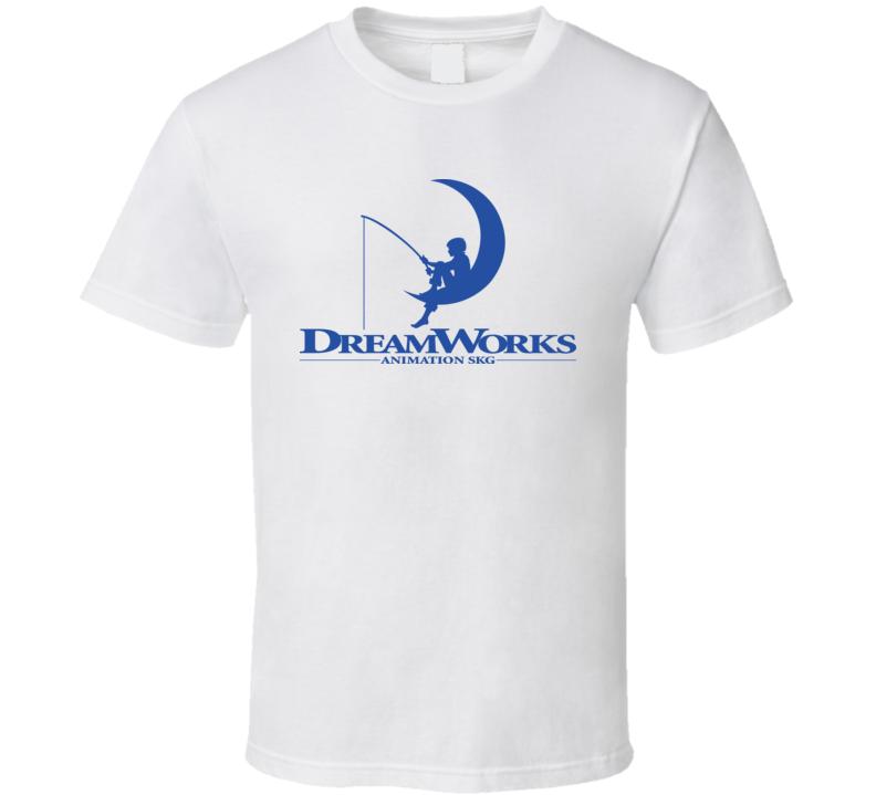 DreamWorks logo t-shirt