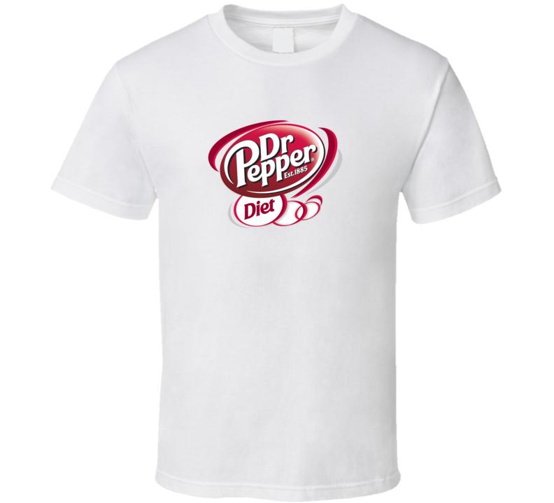 dr pepper soda pop shirt t-shirt tee