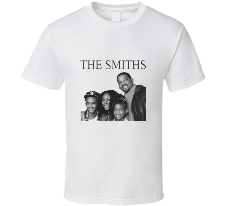 the smiths will smith T Shirt