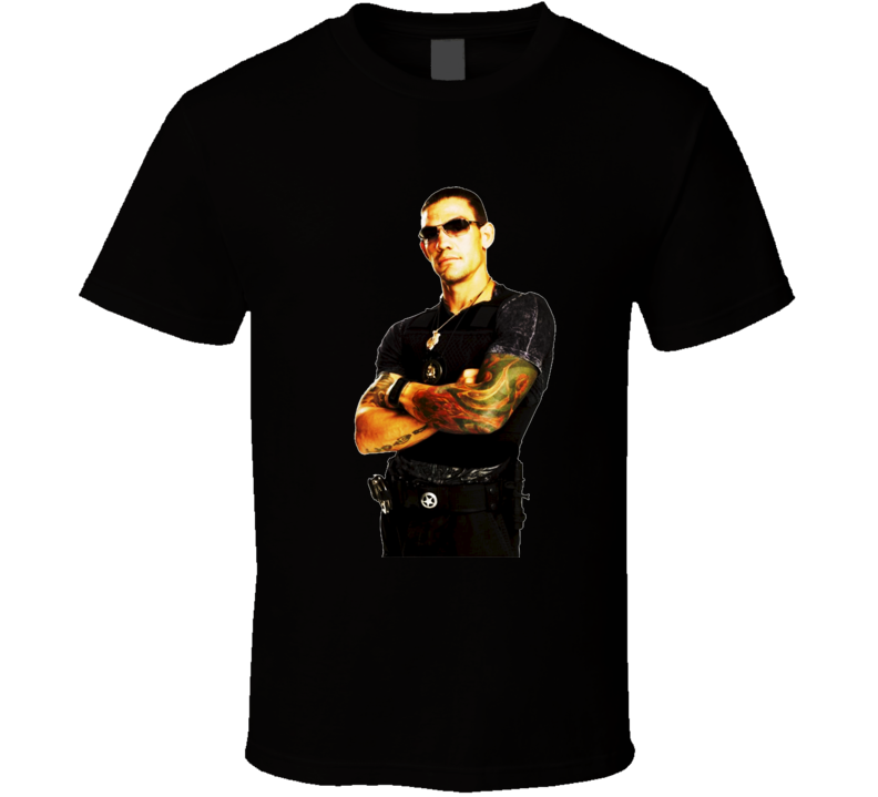 Leland Dog The Bounty Hunter T Shirt