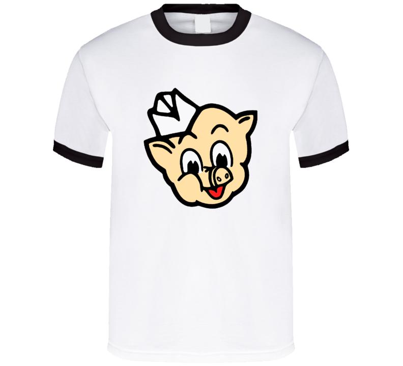 Piggly Wiggly Mascot T Shirt