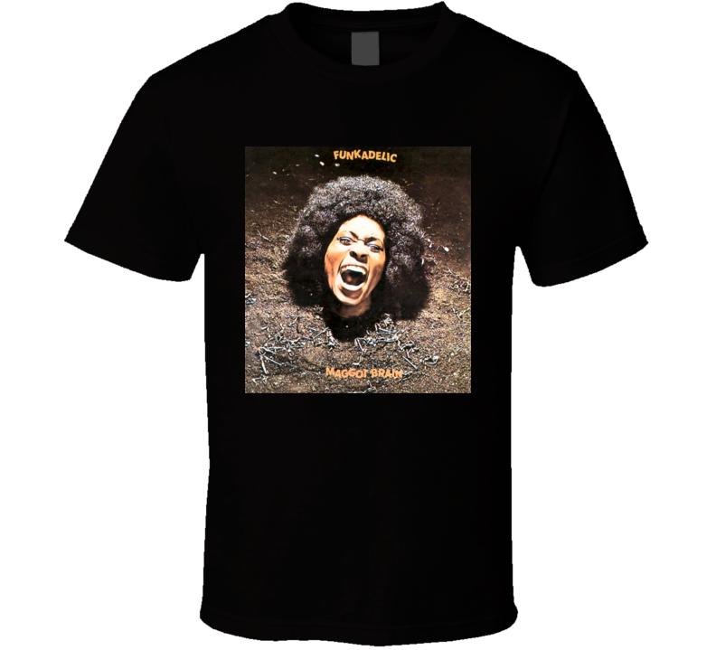 Funkadelic Maggot Brain 1971 Album T Shirt