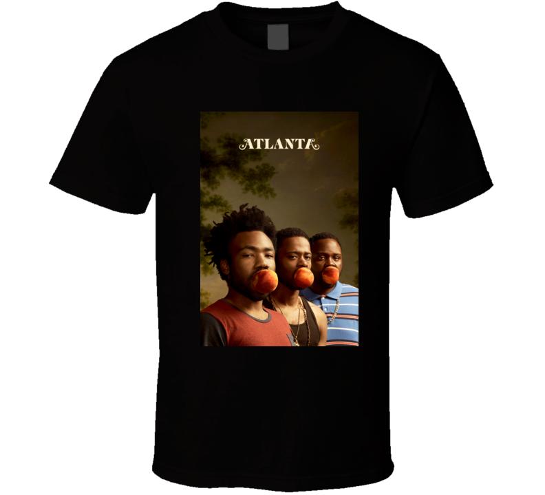 Donald Glover atlanta fx tv show t shirt