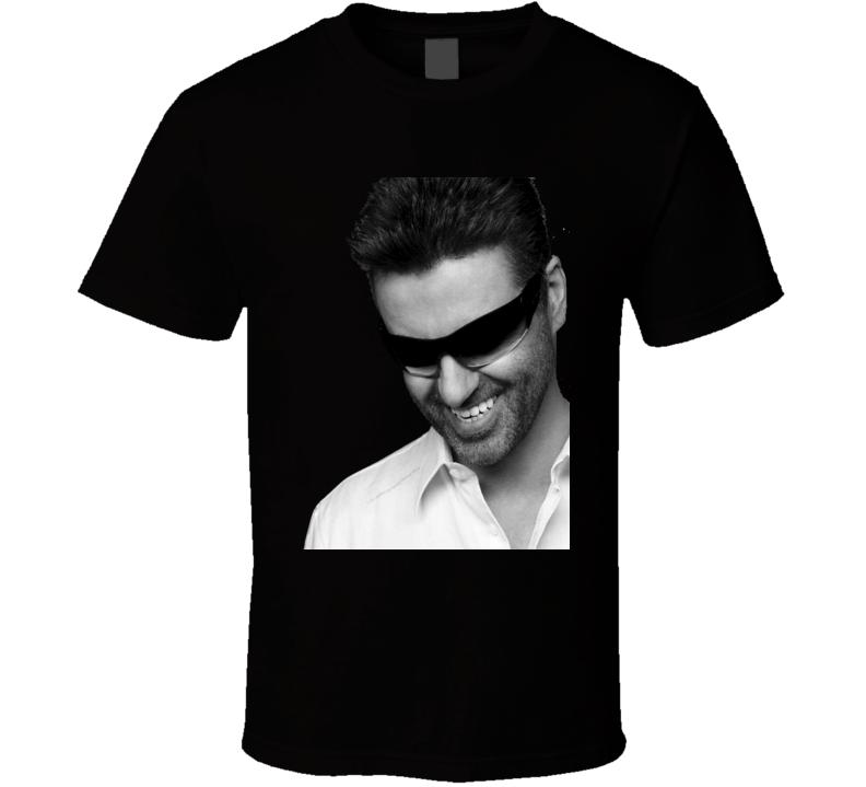 Twenty Five George Michael t shirt