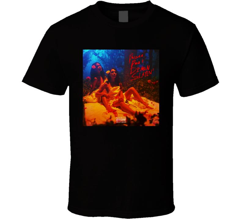 Passion Pain Demon Slaying Kid Cudi t shirt