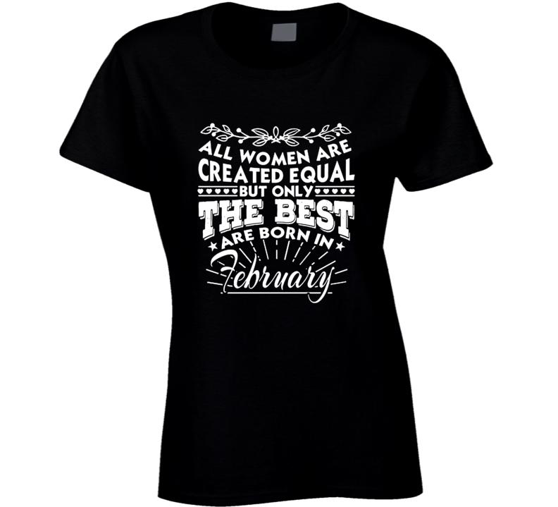 Aquarius Zodiac t shirt January February born t-shirt women girl g