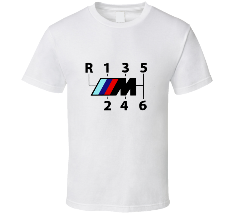 bmw m power gear mens t-shirt m3