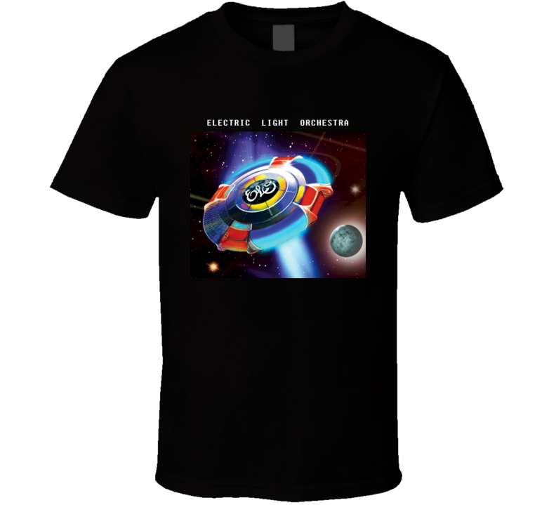 Electric Light Orchestra Elo T-shirt tee
