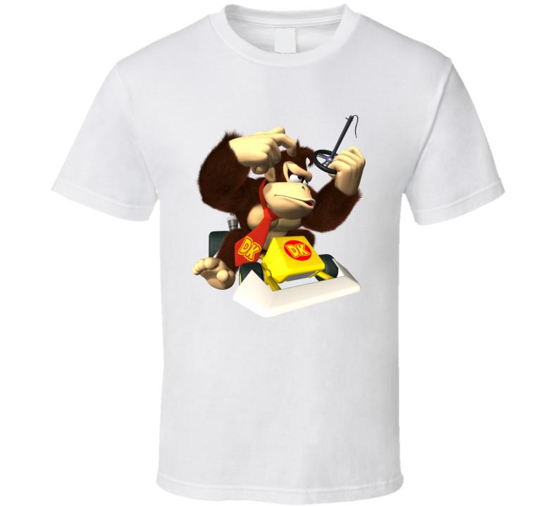 donkey kong 64 games b t shirt