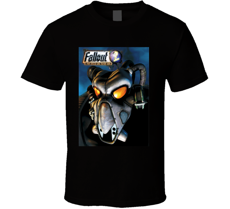 fall out 2 games t shirt