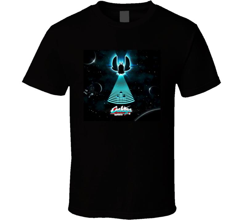 galaga games t shirt