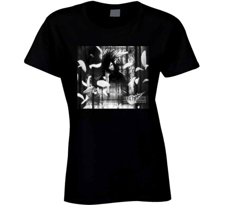 final fantasy 7 tifa games t shirt
