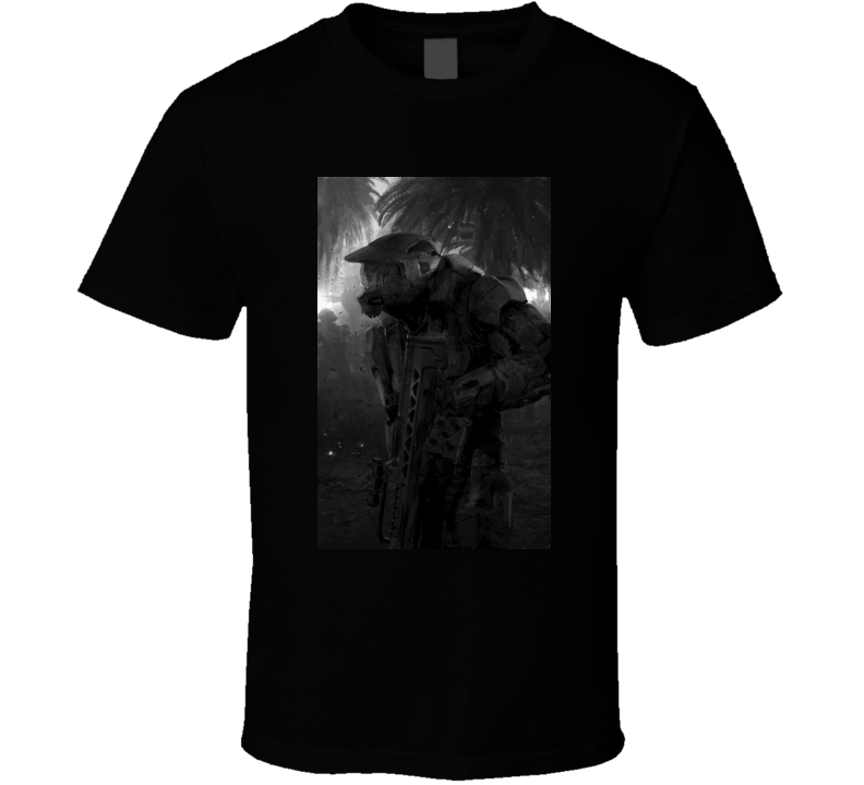 halo combat evolved games t shirt