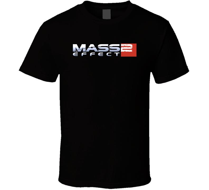 mass effect 2 games t shirt