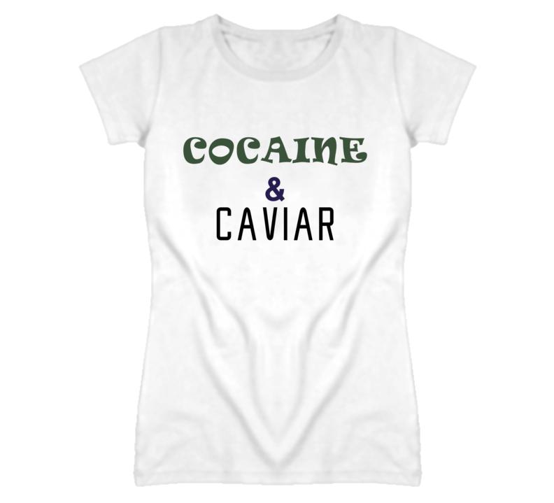 coca caviar T Shirt