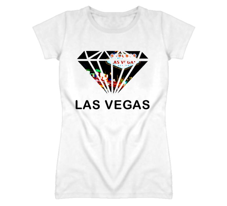 las vegas diamond ladies T Shirt